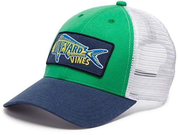 711b191bf3cd9 Vineyard Vines Mahi Trucker Hat may include affiliate links ...