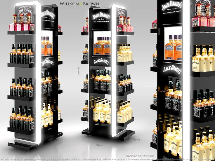 Willson & Brown Czech - Individual Display, Jack Daniel's, account manager: Jiří Hejla - jiri.hejla@willson-brown.com, +420 728 914 691 #display #individualdisplay #alcoholdisplays #POS #pointofsale #POP #pointofpurchase #posmaterials #popmaterials #pointofsalematerials #pointofpurchasematerials #posvisibility #popvisibility #instore #instoremarketing #retail #trade #trademarketing #alcohol #whiskey #jackdaniels #productdesign #led #productdisplay #stojan #stand #premium #premiumdisplay