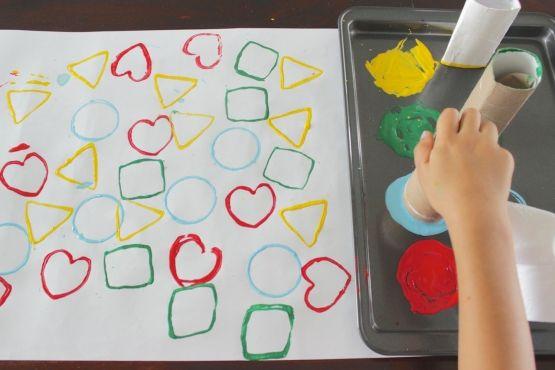 Aprendo por medio del arte: para niños de 2 años | Blog de BabyCenter