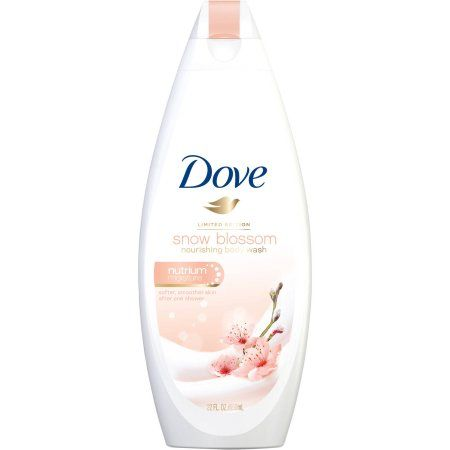 Dove Snow Blossom Body Wash