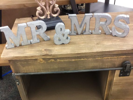 **** Combined Shipping On All Items in My Shop *****  Small Metal Letters are perfect for:  ✔️DIY Project ✔️Rustic Wedding Decor ✔️Wall Decor ✔️Mantle Decor ✔️Table Decor ✔️ Nursery Decor ✔️ Office ✔️ Classroom Decor   ☑️Built in hangers are in included on the back for easy hanging or place on flat surface for added decor  ☑️Listing Price is Per Letter (1) Letter, Simply add each letter one at a time to your cart to checkout  Measurements: The letters measure about 4 high Length: 3 3/4 W...