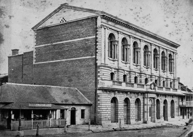 The McWhirters Project: Brisbane's Old Town Hall - Tale of History Lost & ...