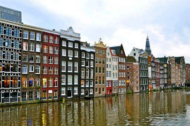 Άμστερνταμ: ο απόλυτος οδηγός για αρχάριους