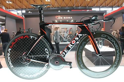 De Rosa 2015 time trial bike