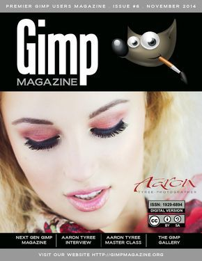 A premier GIMP software magazine. GIMP is an image editing software package similar to Abobe® Photoshop®, but licensed as free and open source. The latest version of GIMP (2.8) has been downloaded over 6.5 million times in just two months which is an enormous user community. Various versions of GIMP have been downloaded well over an estimated 40 million times since 1997. GIMP Magazine features the amazing works created from an enormous community from all over the world. Photography, di...