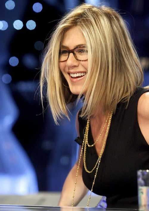 Jennifer Aniston Long Bob for Women