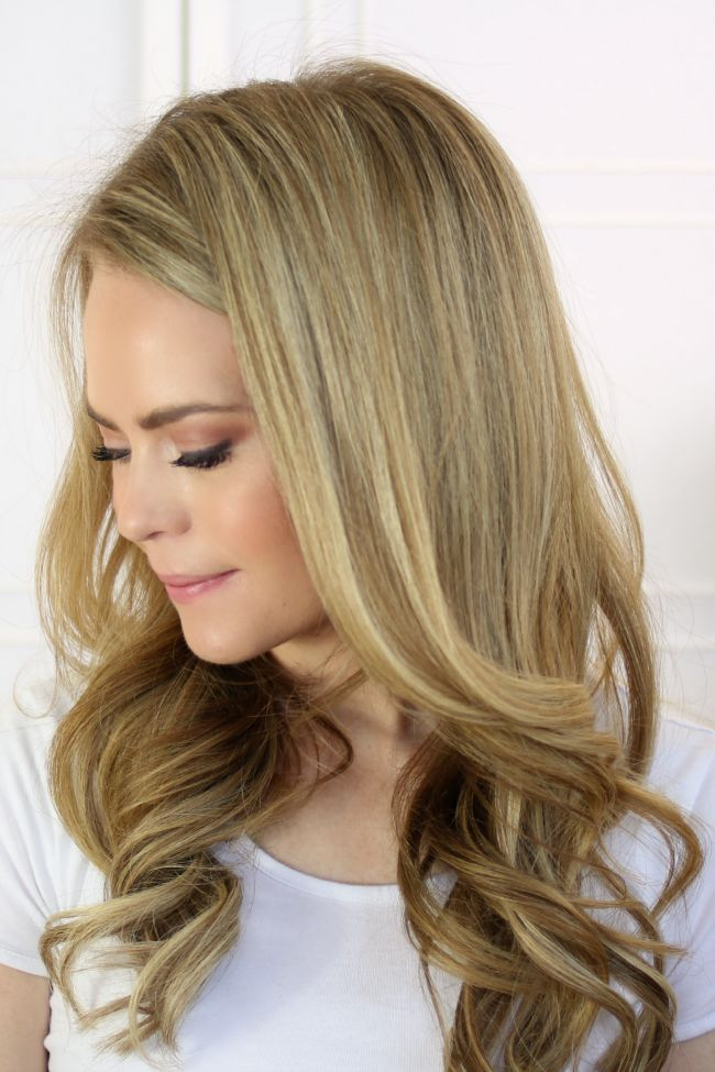Soft and Touchable Curls | MissySue.com