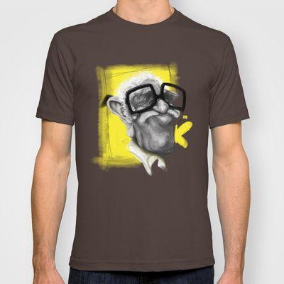 Nobel Gabo T-shirt by Sant Toscanni - $22.00