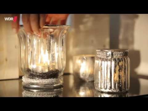 Stunning Stilvolle Windlichter aus altem K chen Krimskrams Deko Ideen zum Selbermachen Servicezeit