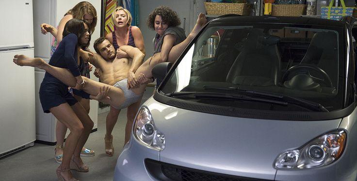 Fünf Freundinnen und ein Toter – Pointer.de