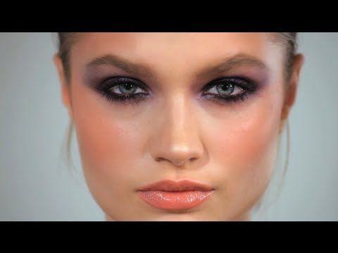 Party Season Glittery Purple Smokey Eye Make-up Tutorial | Charlotte Tilbury