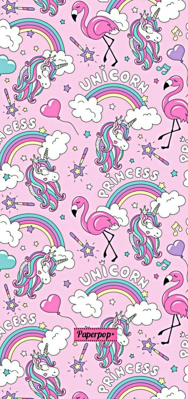Unicorn Princess Unicorn Wallpaper Unicorn Wallpaper Cute Butterfly Wallpaper