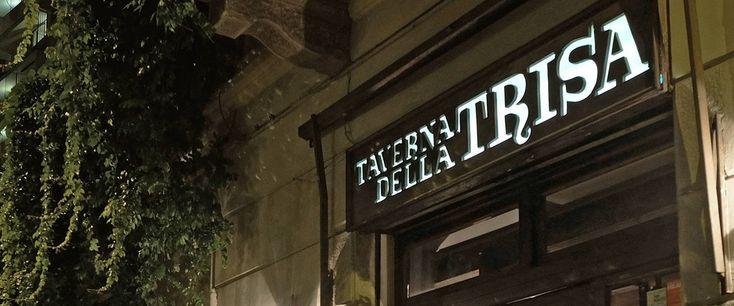 La Taverna della Trisa Sito Ufficiale - La cucina e i vini della tradizione trentina a Milano