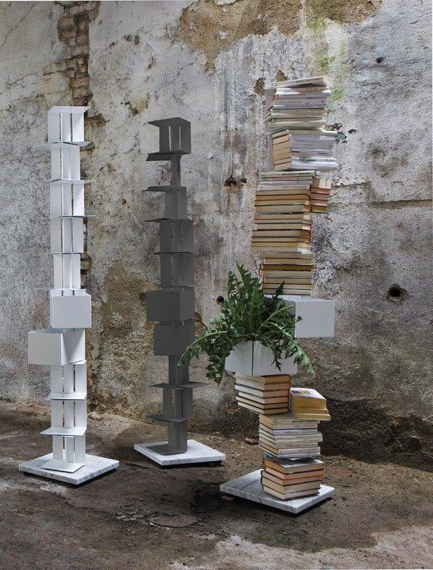 Cleopatra bookshelf by @minottiofficial