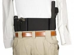 Belly Band concealed carry Holds 1 weapon and 2 mags