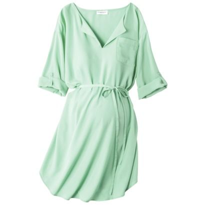 Liz Lange® for Target® Maternity 3/4-Sleeve Tunic Dress - Assorted Colors