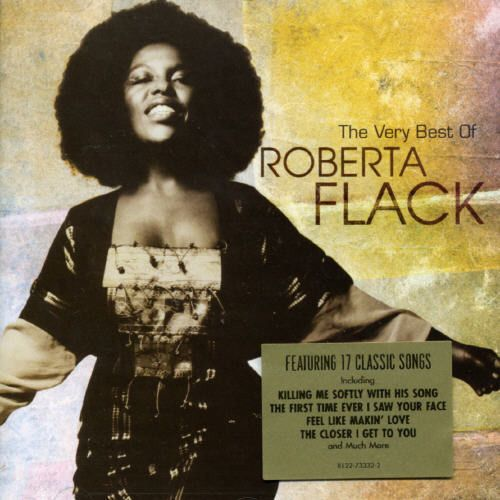 Roberta Flack  Very Best Of Roberta Flack [CD New]