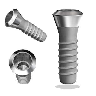 100% compatible with straumann dental implants