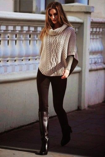 Oversized Chunky Cable Knit Sweater Women - Cape Chunky Cable Knit Sweater Women
