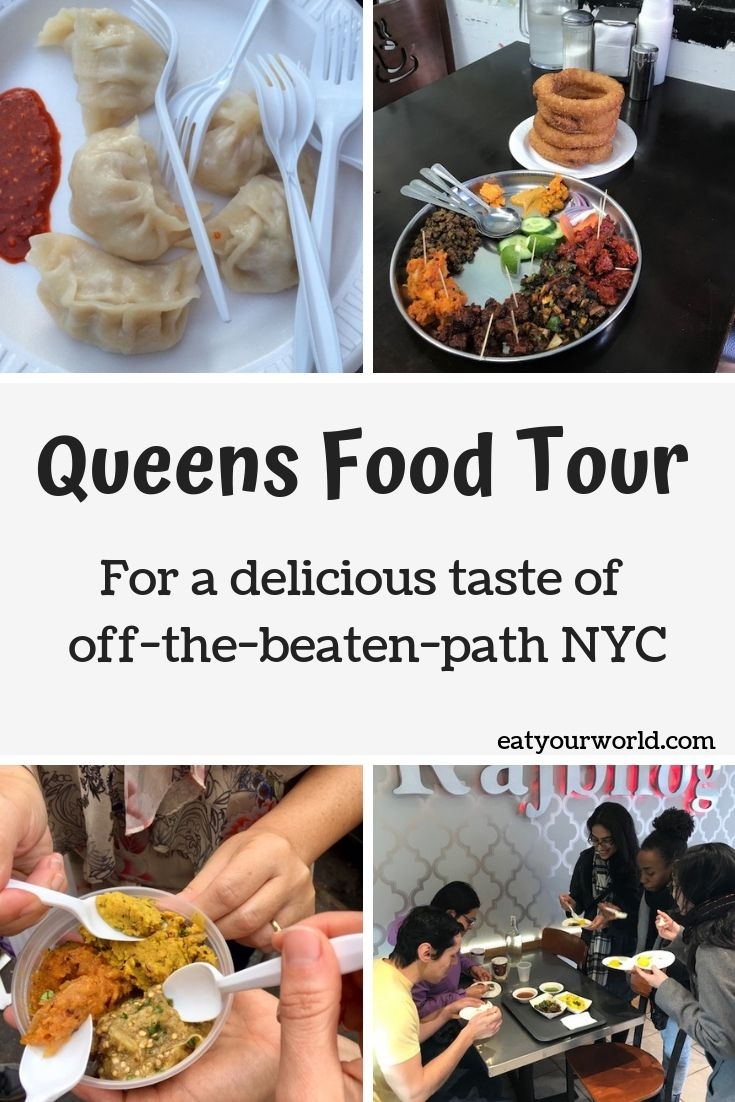 Want To Get Off The Beaten Path In Nyc Book This Small Group Food Tour In Delicious And Diverse Jackson Heights Queens Queens Food Food Tours Nyc Food Tour