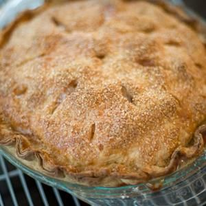 Applesauce Pie | Pies and cakes and cookies | Pinterest