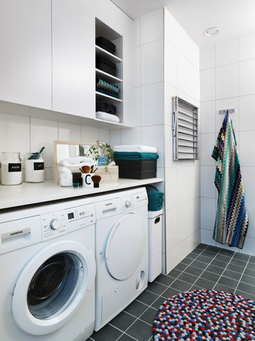 17 Best images about Tvättstuga on Pinterest | Grey floor tiles ... : tvättstuga marmor : Inredning