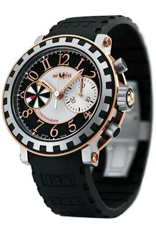 Chronograph Sequentiel Men's Watch