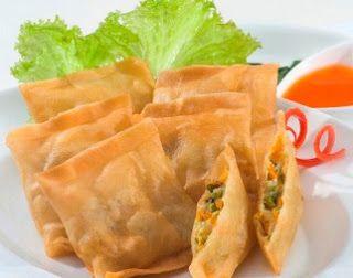 Resep Martabak Kari Daging Sapi