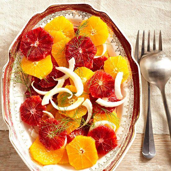 Fennel And Orange Salad | Recipe