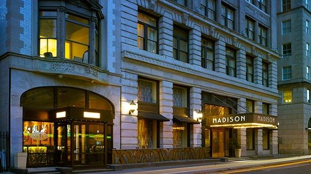 Madison Hotel Memphis - Memphis, Tennessee