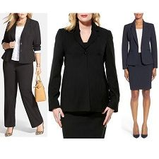 Suiting Brands for Women: Plus Size Suits, Petite Suits, Tall Suits and More