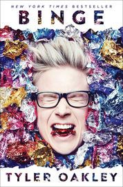 Binge | http://paperloveanddreams.com/book/980875839/binge | Pop-culture phenomenon, social rights advocate, and the most prominent LGBTQ  voice on YouTube, Tyler Oakley brings you his first collection of witty, personal, and hilarious essays.For someone who made a career out of over-sharing on the Internet, Tyler has a shocking number of personal mishaps and shenanigans to reveal in his first book: experiencing a legitimate rage blackout in a Cheesecake Factory