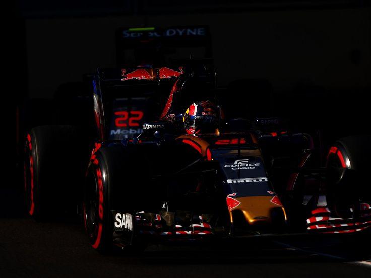 Daniil Kvyat, Carlos Sainz, track action, garage, team, pitlane... enjoy the best shots from our Formula 1 2016 European Grand Prix. Full Gallery on http://win.gs/29dnDCM. Wallpaper download section on win.gs/1ZYW0NS. #F1 #tororosso #kvyat #sainz #redbull #EuropeGP