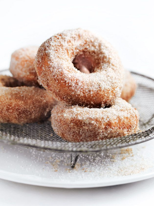 Cinnamon Doughnuts | Donna Hay