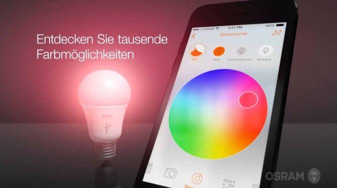 OSRAM LIGHTIFY - intelligentes, vernetztes Licht