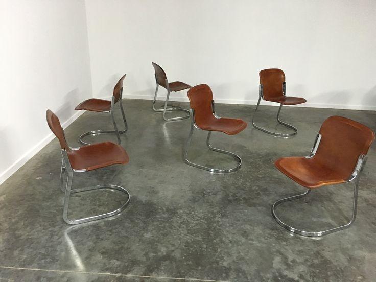 17 beste idee n over lederen stoelen op pinterest marineblauwe muren donkere muren en - Zetel leer metaal ...