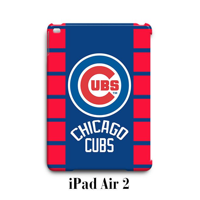 Chicago Cubs iPad Air 2 Case Cover Wrap Around