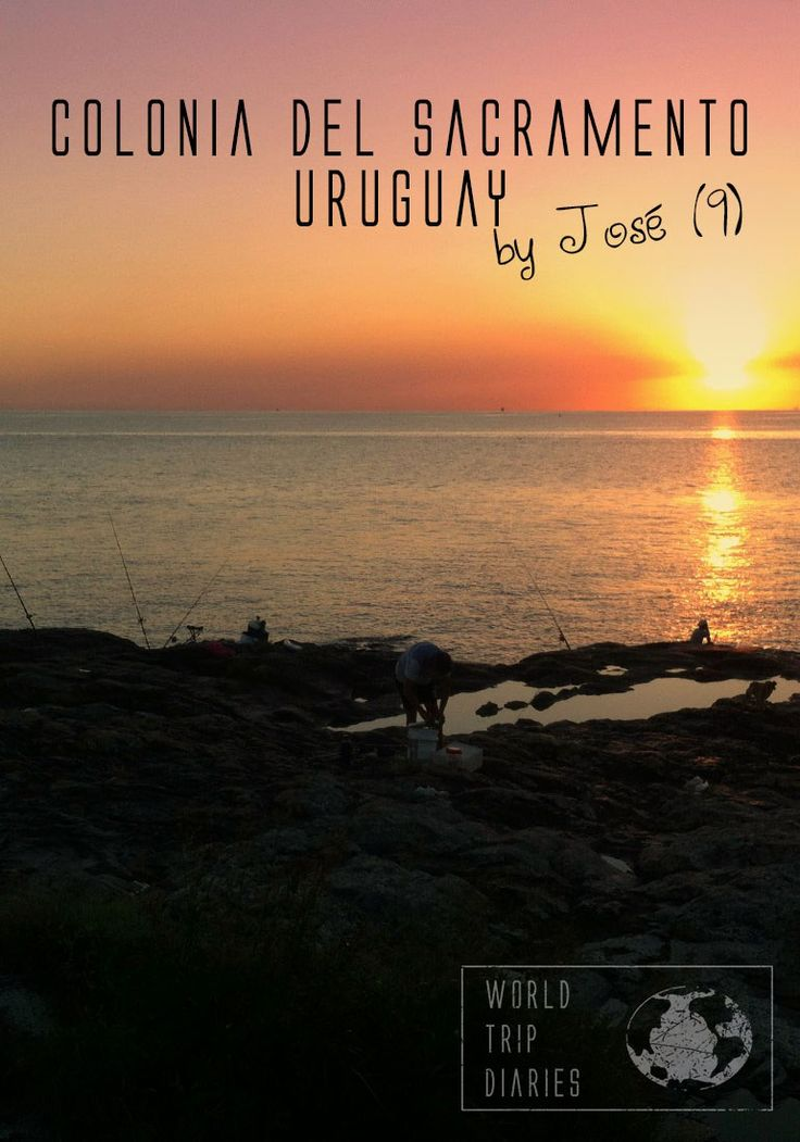 José (9) talks about why everyone should visit Colonia del Sacramento, Uruguay - World Trip Diaries