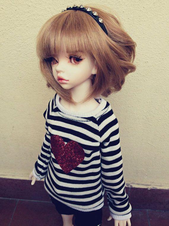Sweet Sweaters MSD Doll BJD by ShirayasWardrobe on Etsy