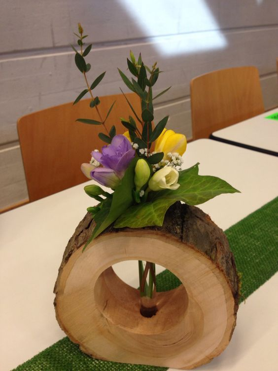 Mit diesen unterschiedlichen Dekorationsideen aus Holz machen Sie Ihr Haus und Ihren Garten viel stimmungsvoller! - DIY Bastelideen