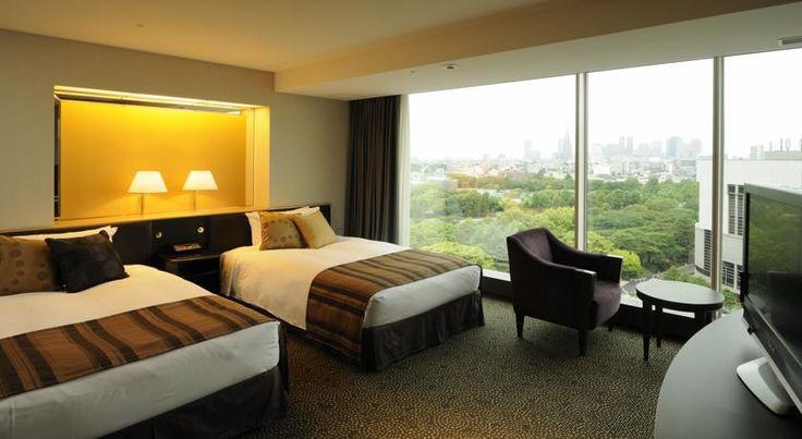 Best Hotels in Chiyoda, Tokyo: Hotel New Otani Tokyo the Main (5 stars)
