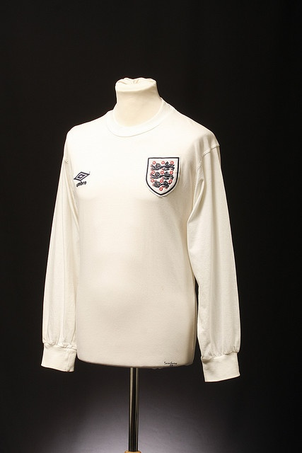 England Football Shirt (Home, 1966)