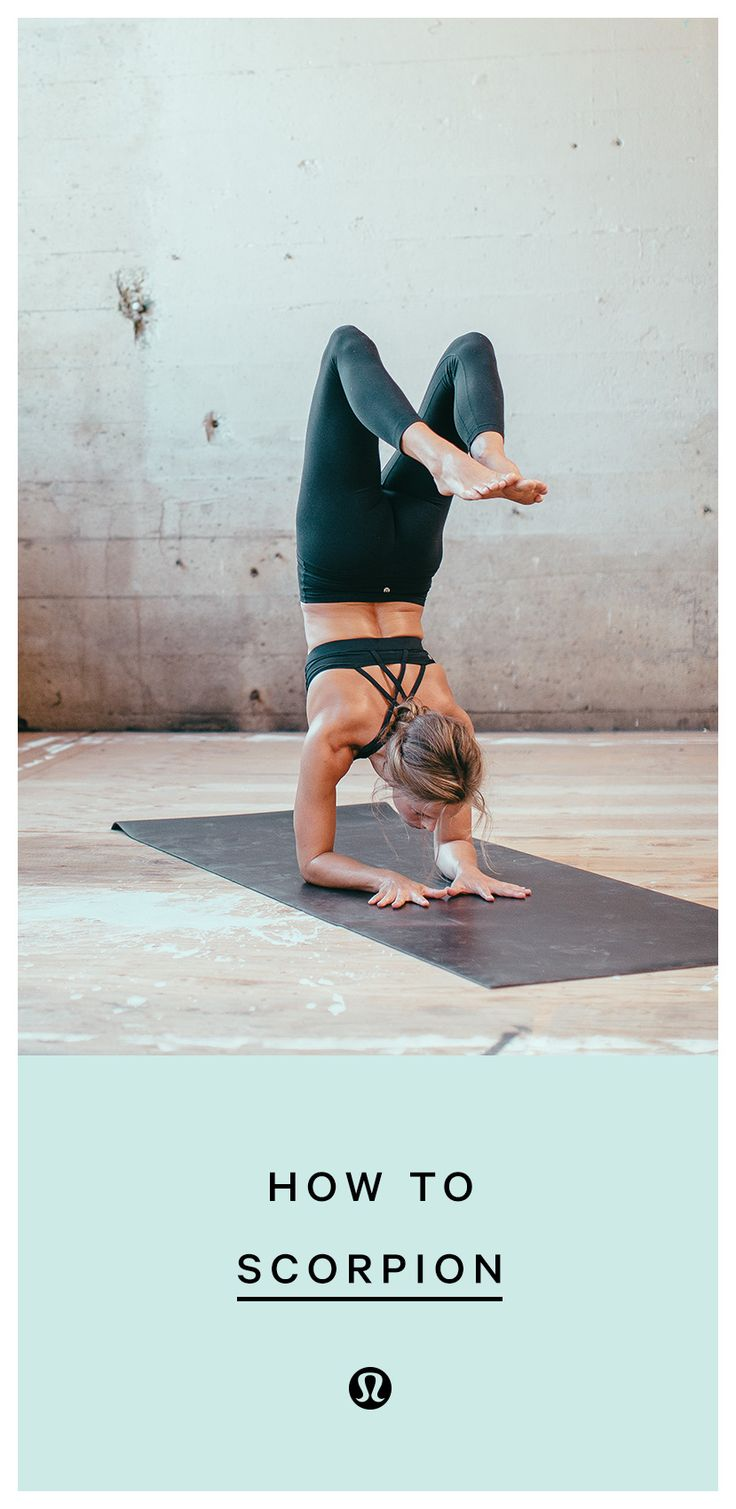Scorpion pose is a beautiful balance of strength and vulnerability. It can be scary to go upside down, but itÍs such a powerful way to shift your perspective and tap into playfulness. At the same time, youÍve gotta be strong to float up gracefully and that all comes from inner strength and breath. Strength + vulnerability + breath and + play = a pretty powerful recipe for living.