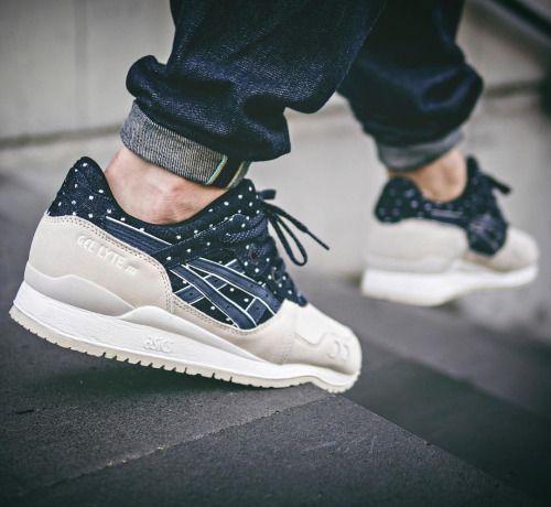 Asics Gel Lyte V 'Japanese Textile' (via... http://SneakersCartel.com #sneakers #shoes #kicks #jordan #lebron #nba #nike #adidas #reebok #airjordan #sneakerhead #fashion #sneakerscartel