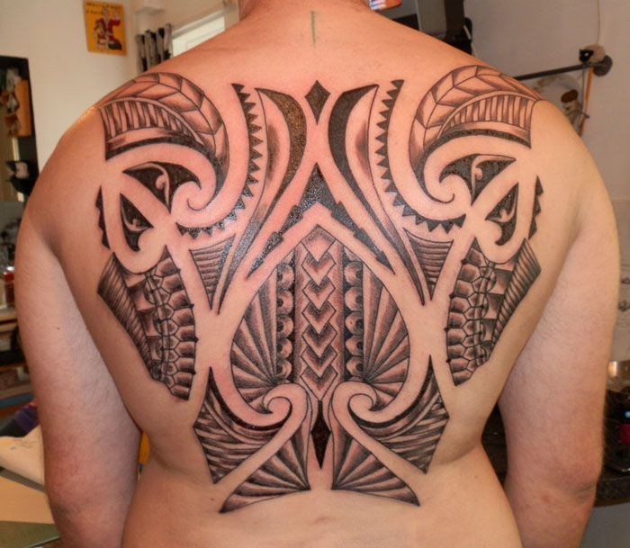 44 Best Best Maori Tattoos In The World Images On