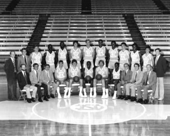 The 1982 UNC National Championship Team Picture at UNC Photo Store