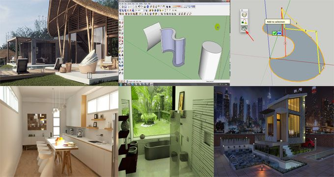 Sketchup is very useful for 3d modeling but it is evolved significantly in times to become an indispensible software for rending and visualization industry.  Given below, the details of some best rendering software and plugins for sketchup.  1) VRAY: VRAY is an easy to use plugin that supports sketchup. Vray can produce stunning photo-realistic renderings out of SketchUp, VRAY. Inside vray, there is a material editor as well as other useful tools which can be applied to generate pro quality…