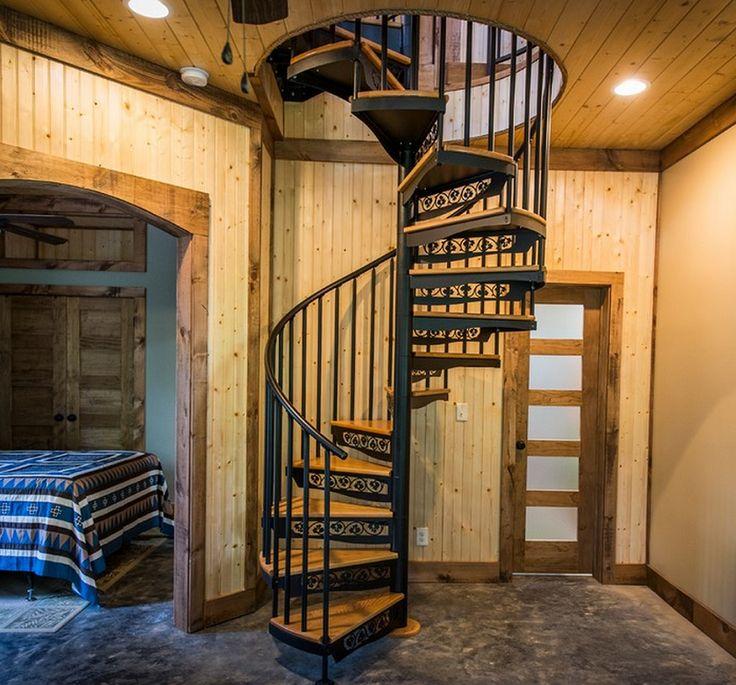 Best 60 Best Indoor Spiral Stairs Images On Pinterest Spiral 400 x 300