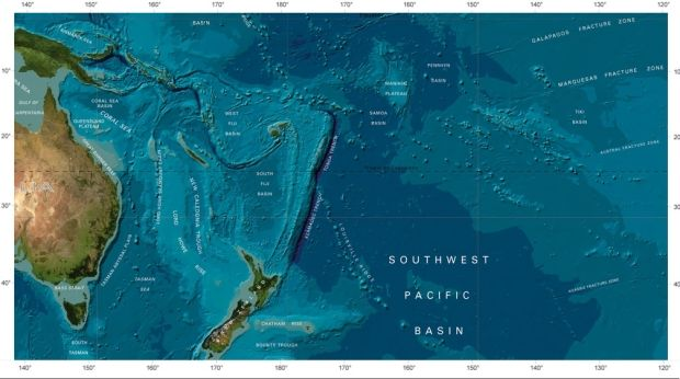 CycloneXtrème - Météo Cyclone Pacifique Sud - Calédonie Polynésie Australie Fidji Vanuatu Wallis Futuna Samoa Cook Tonga