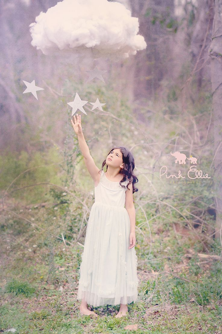 Catching Stars And Playing Make Believe | Pink Ellie Photography